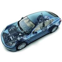 Создание автомобиля