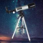 История создания телескопа