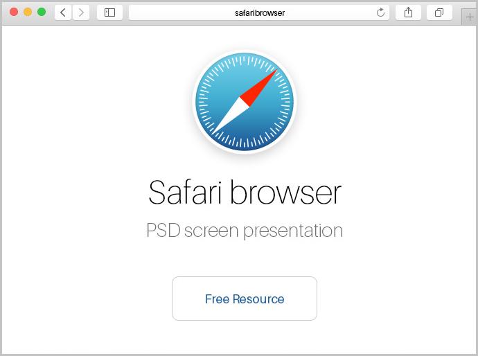 Безопасность браузераSafari