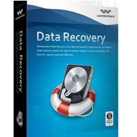 Wondershare Data Recovery программа для восстановления файлов
