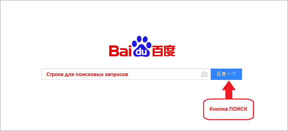 Поисковая система Baidu