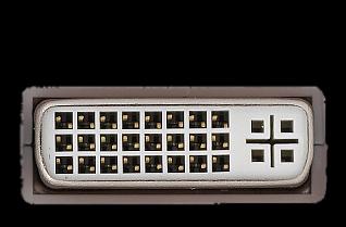 DVI для подключения двух мониторов