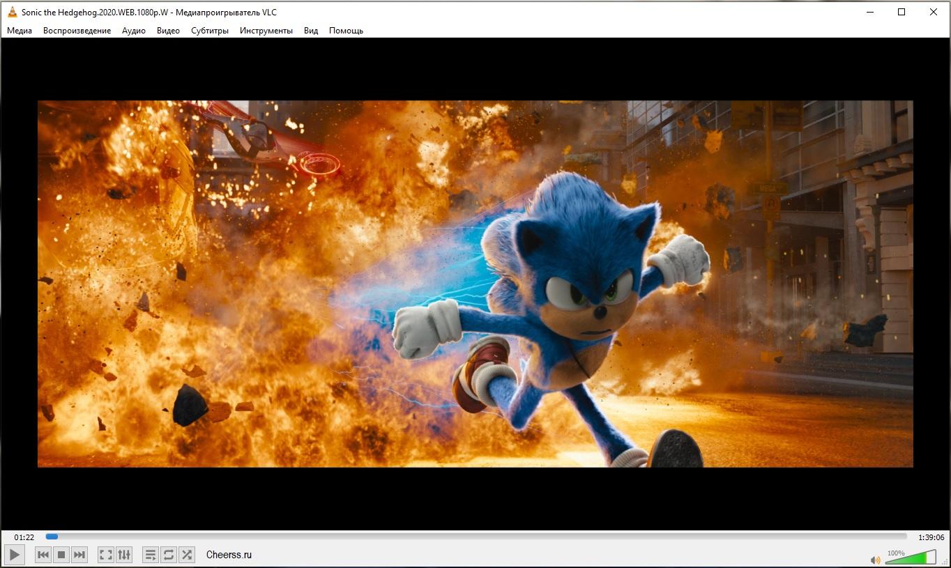 VLC Media Player обзор